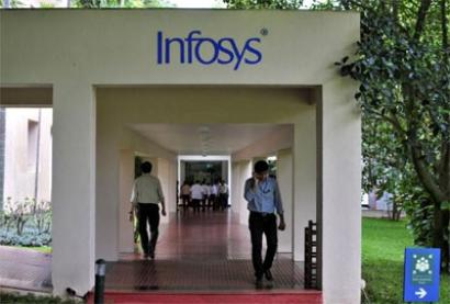 Infosys topples HDFC Bank as 3rd most valued co