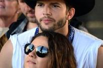 Aston Kutcher and Mila Kunis researched parenthood