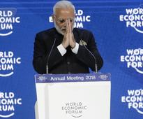 India to be a $5-trillion economy by 2025: Full text of Modi's WEF speech