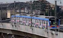 Hyderabad Metro Rail Showcases Sample Station Retail Stores