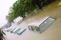 Gujarat comes to halt after heavy rain; rail, road links hit