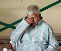 CBI files charge sheet against Lalu, Rabri, Tejashwi in IRCTC hotels case