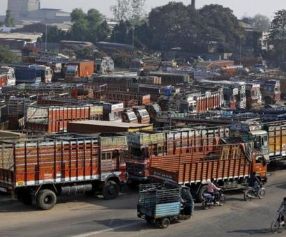 Trucks, two-wheelers beat DeMo blues; clock double-digit growth
