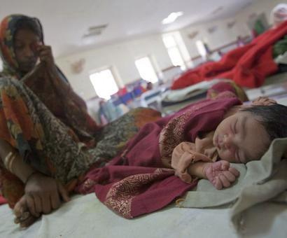 30 children die in Gorakhpur hospital, probe ordered