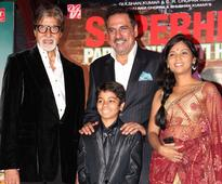 Party Toh Banti Hai: Amitabh Bachchan celebrates with Bhoothnath Returns cast