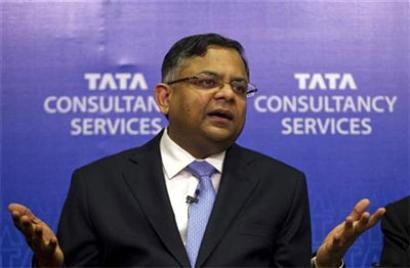 TCS is India's top company