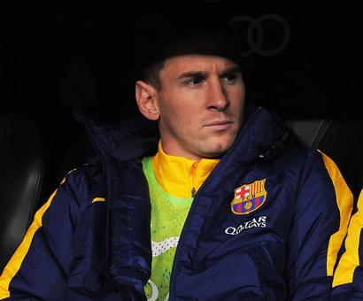 Messi struck by kidney problems again