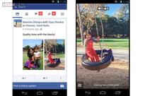 Facebook Lite: A simplified, lighter version of Facebook launched for low-end Android phones