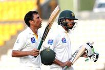 Masood, Younus centuries put Pakistan on top