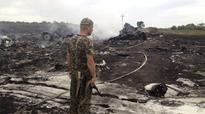 Ukraine says fighter jet shot down by a Russian missile
