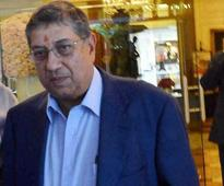 Srinivasan Pulls out of BCCI AGM After Saying Sorry to Supreme Court