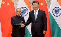 Bollywood Numbers At Xi's Banquet For President Pranab Mukherjee