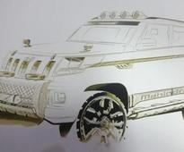 Mahindra TUV300 to get AMT option: Bookings open, Specs and Colors