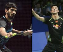 Live Australia Superseries, badminton scores and updates: Kidambi Srikanth aims to break Chen Long jinx in final