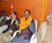 Raghuvar Das meets Amit Shah ahead of swearing-in as CM