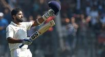 This hundred is special, says Murali Vijay