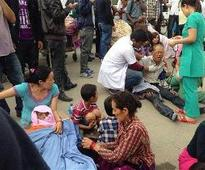 150 tourists from Nashik stranded in Nepal