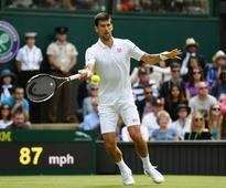 Djokovic, Cilic race through their openers