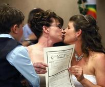 U.S. judge knocks down Colorado's gay marriage ban, stays ruling