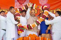 Protest against BJPs ideals Beef party bandh to greet Amit Shah in Meghalaya