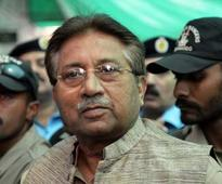 Petition moved to initiate treason case against Pervez Musharraf