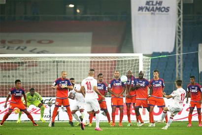 ISL: Delhi have record draws after stalemate against Pune