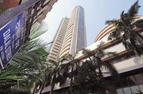Sensex stages a late recovery, rises 134 points
