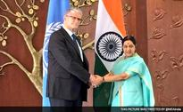 India Pitches for Anti-Terror Treaty, UN Reforms to General Assembly President-Elect