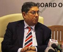 Srinivasan won't give up, ready to sell stake in CSK for BCCI return: Reports