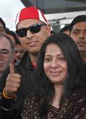 Yuvraj and family booked for domestic violence