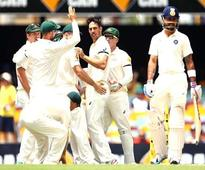 Aus vs Ind: Johnson skittles India top order in 2nd test