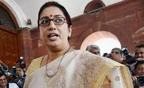 When Education Minister Smriti Irani was 'Grilled' by School for Her Children's Admission