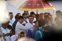 Rahul's scathing 'selfie' jibe on BJP