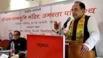 Subramanian Swamy attacks Raghuram Rajan again