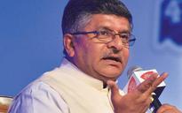 The Congress will ditch the Samajwadi Party, says Ravi Shankar Prasad