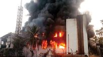 Fire in the city: Guts factory in Turbhe MIDC; Curbed at MMRDA