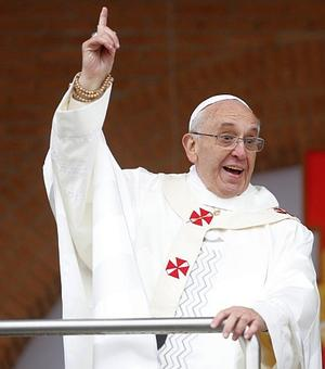 Pope to confer sainthood on 2 Keralites on Sunday