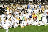 Real beat Barcelona to win Copa del Rey