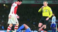 Arsenal survive Olivier twist
