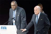 FIFA red cards Blatter, Platini; Hayatou gets interim charge