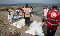 Nearly 100 migrants reported dead off Libya