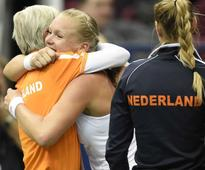 Fed Cup: The Netherlands Enter Semifinals After Defeating Russia