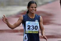 After CAS verdict, Dutee Chand eyes Rio Olympics
