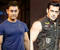 Aamir Khan wishes Salman for Kick on twitter, great bonding! (see pics)