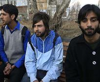 Sedition charge against 66 Kashmiri students withdrawn, Lashkar chief, Pakistan jump into fray