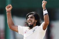 I enjoy bowling on a green wicket: Ishant
