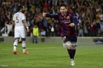 Champions League: Messi nets 2, Barcelona beat Bayern Munich 3-0 in semis
