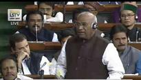Mallikarjun Kharge blames RSS for Pune violence, demands PM to speak