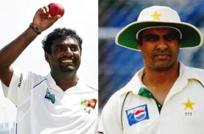 Ganguly ropes in Waqar, Murali to coach Bengal's youngsters