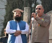 Palestine Ambassador attends Hafiz Saeed's rally in Pakistan; India fumes